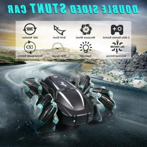 Remote Control Car 4WD Off-Road Toy