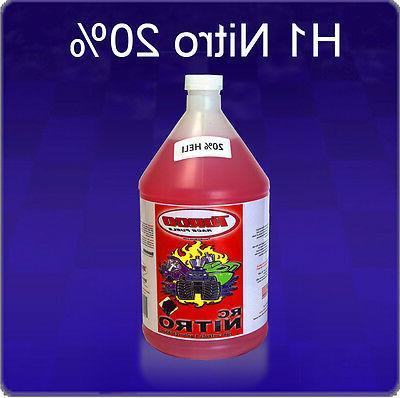 Torco RC Fuel 20% Nitro  Heli  Gallon