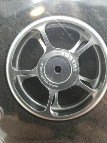 Integy RC C22675SILVER Car Setup Wheel