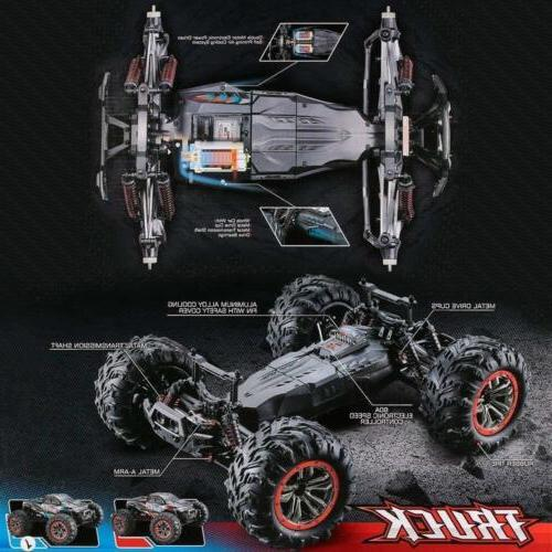 Hosim Monster Truck 4WD 2.4Ghz Remote Control Car