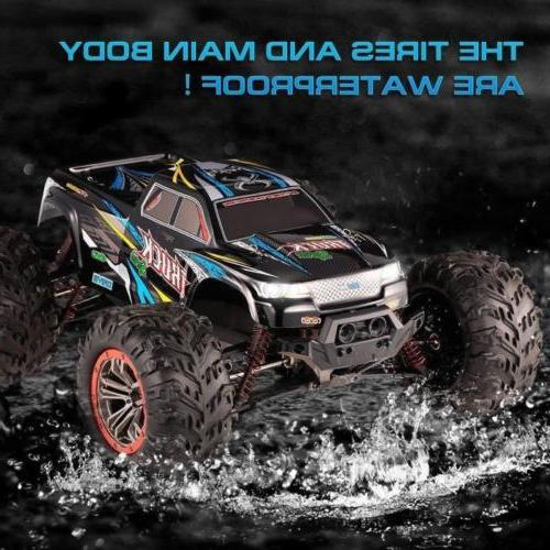 RC Monster Truck 1:10 Off-road Remote