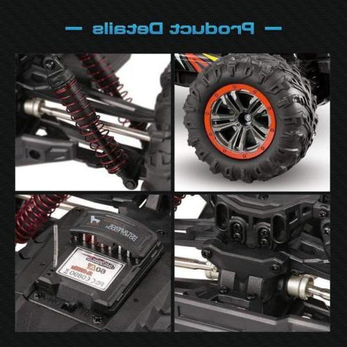 RC Monster Truck 1:10 Scale Off-road