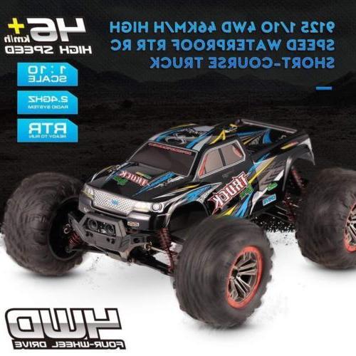Hosim 1:10 Monster Car 4WD 2.4Ghz Off-road Car