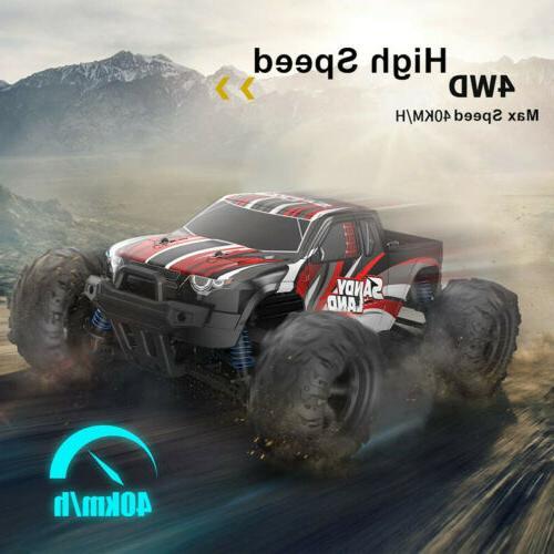 DEERC Car Truck 40km/h Racing