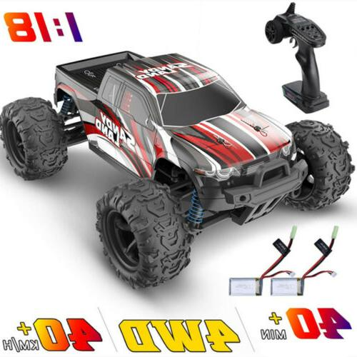 rc monster truck car 1 18 scale