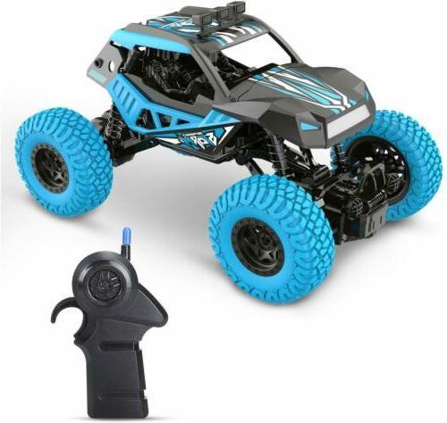 Off Road RC Cars 1/20 4WD Rock Crawler 2.4G Remote Control R