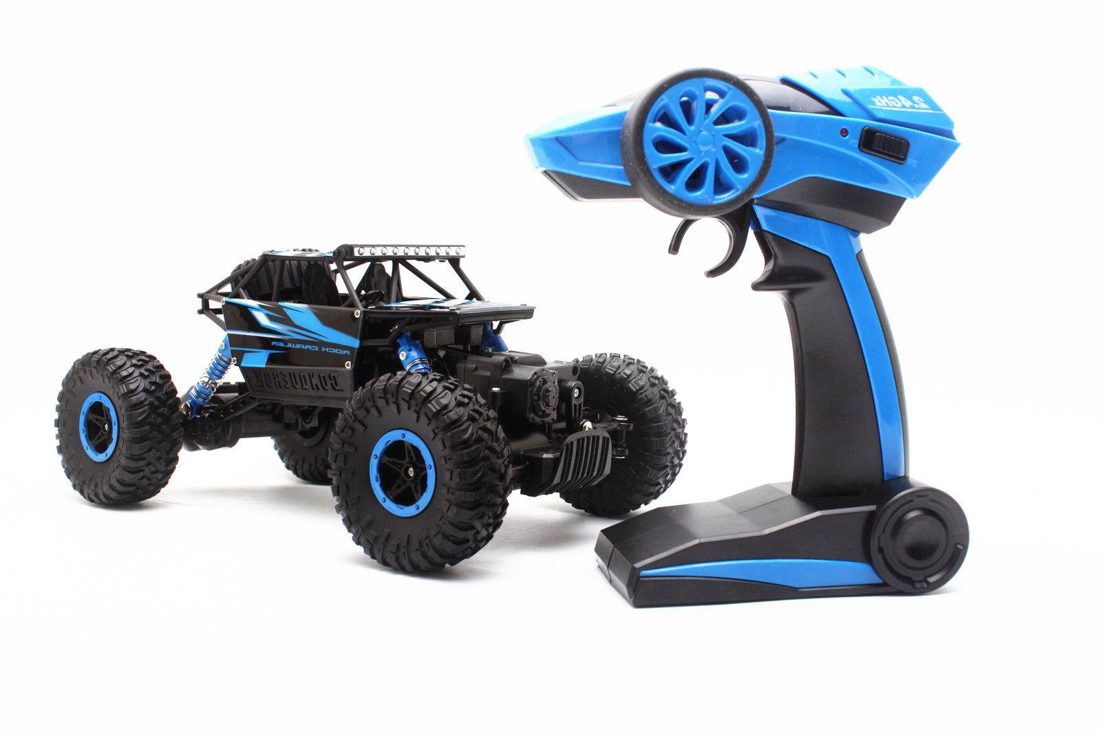 4WD Monster 1/18 Car Vehicle Remote Control Car
