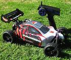 Redcat New RC SHOCKWAVE Fast Nitro 4WD Buggy Starter Kit & 1
