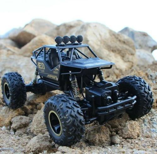 RC Scale Rechargeable Control Crawler Road RC