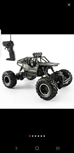 RC Truck Rechargeable Control Crawler RC