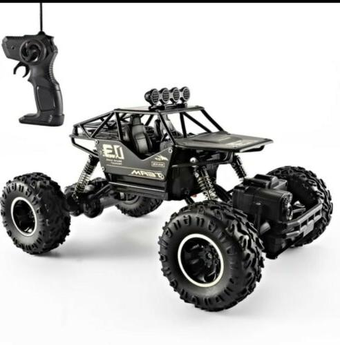 RC Truck 1/16 Rechargeable Car Crawler Off Road RC