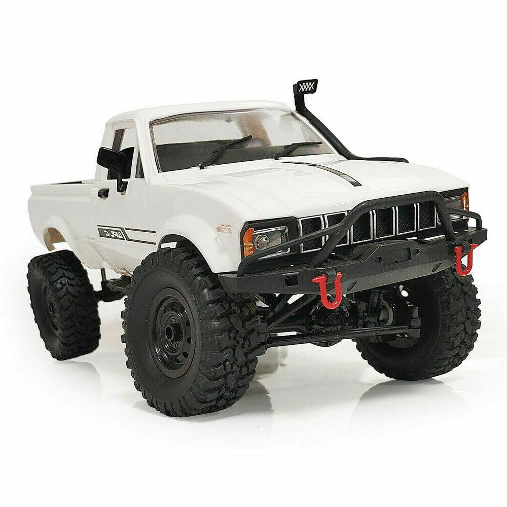 WPL RC C24 1/16 4WD Crawler Pickup Road RTR