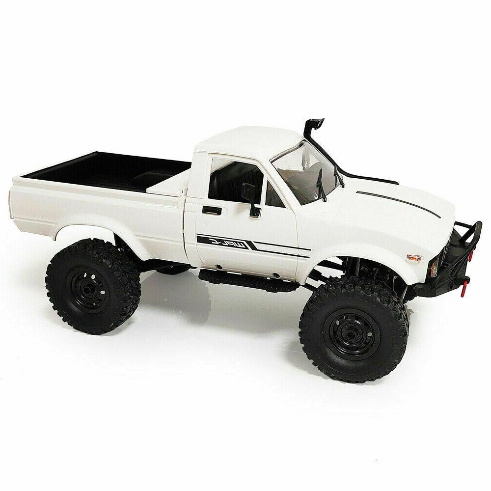 WPL RC 1/16 4x4 Scale Crawler Off RTR Seller