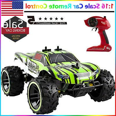 RC Speed Car Remote Toy Off Road