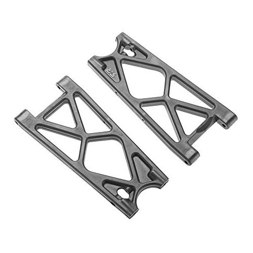 rear lower suspension arms nero