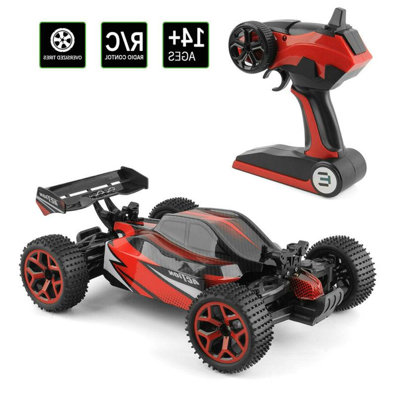 Rechargeable 1/18 Offroad RC Car RTR