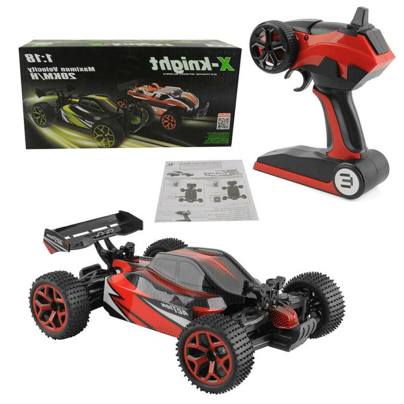 Rechargeable Car Racing Speed 2.4G Radio Control RTR