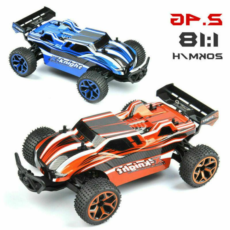 1:18 Scale 4WD RTR Monstertruck Electric RC Car with 2.4GHz