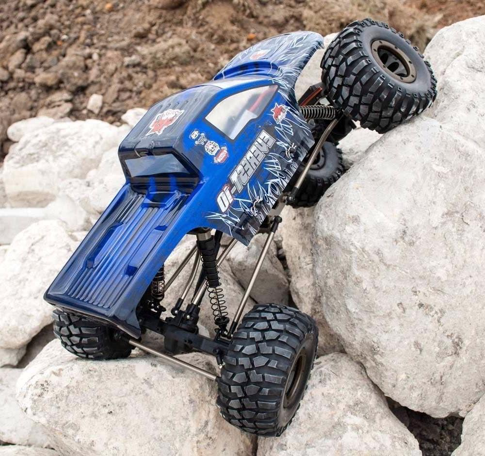 REDCAT RACING EVEREST-10 1/10 SCALE ROCK CRAWLER ELECTRIC RC
