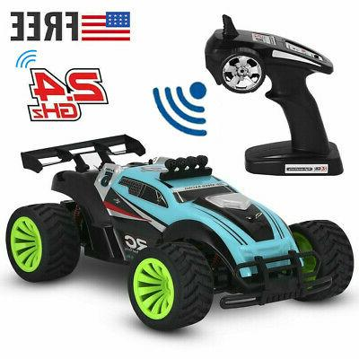 Remote Car 1:16 Fast RC Cars Off Road Hobby Vehicle