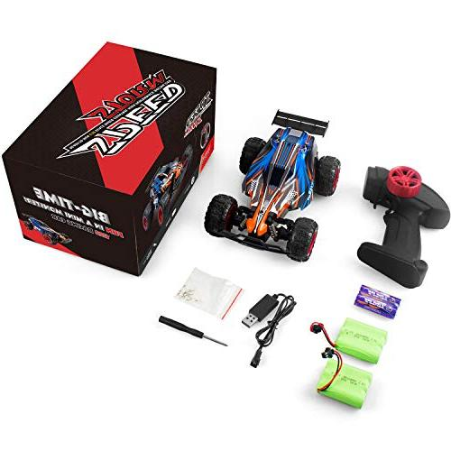IMDEN 51654194589 Remote Car, 22 Car Kids