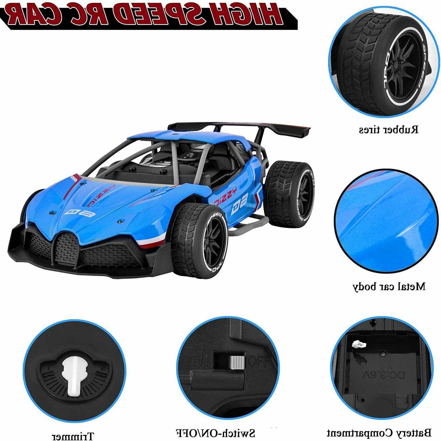 Remote Speed Race Car Toys Drift Racing