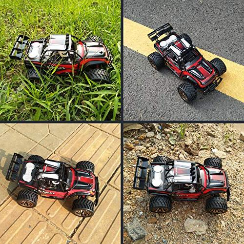 Remote Control Car RC Buggy 2.4Ghz Off-Road 1:16 2 Rechargeable Bag