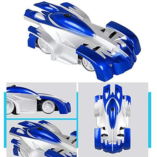 Aolvo Remote Climbing Car Toy-Kids Toys Dual Zero Gravity RC Vehicles Rechargeable Defying Kid Boy