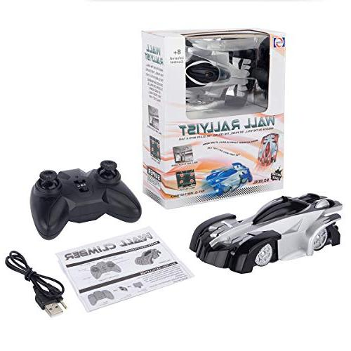 Remote Control Car Sugoiti Upgrade Climb New Control, Dual Degree Vehicle Head Gravity-Defying,RC Car Kids Adults