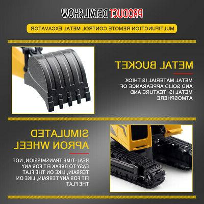 Remote Excavator Construction Tractor Truck Digger