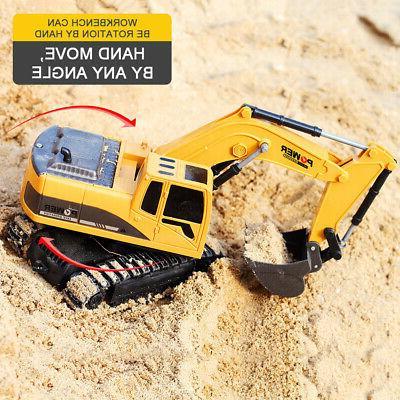 Remote Construction Tractor Digger D3J1