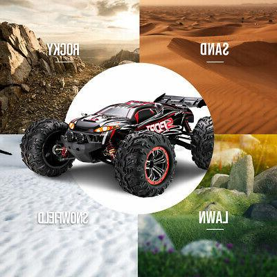 Remote Brushless 62km/h 40+ MPH Off-Road