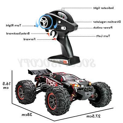 remote control rc car brushless electric 62km