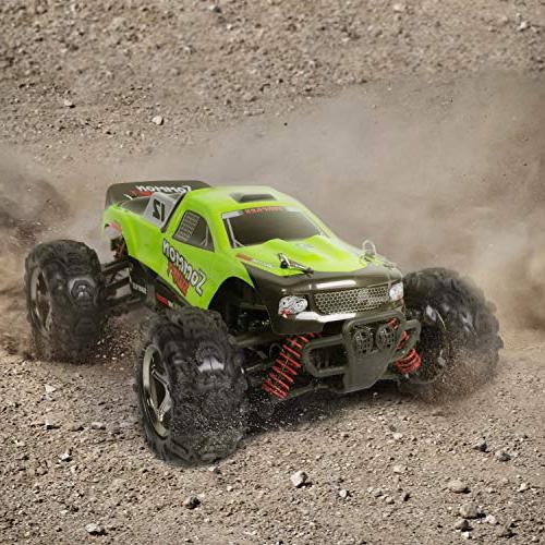 Car, 40 Speed for Boys 2.4Ghz 4WD Buggy Hobby Vehicle