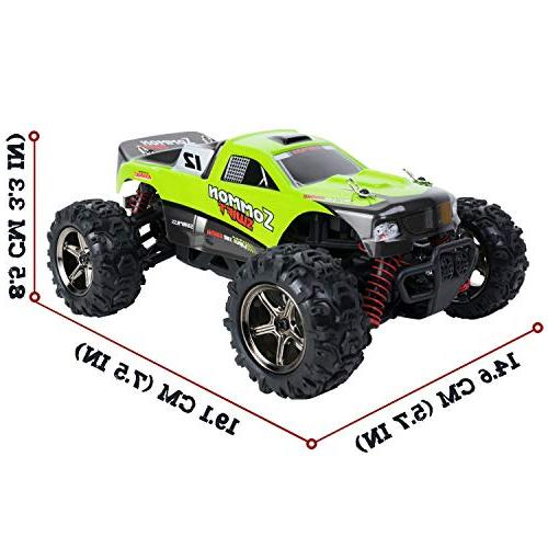 SGILE Car, KM/H Speed for Boys 2.4Ghz 4WD Fast Buggy Hobby Vehicle