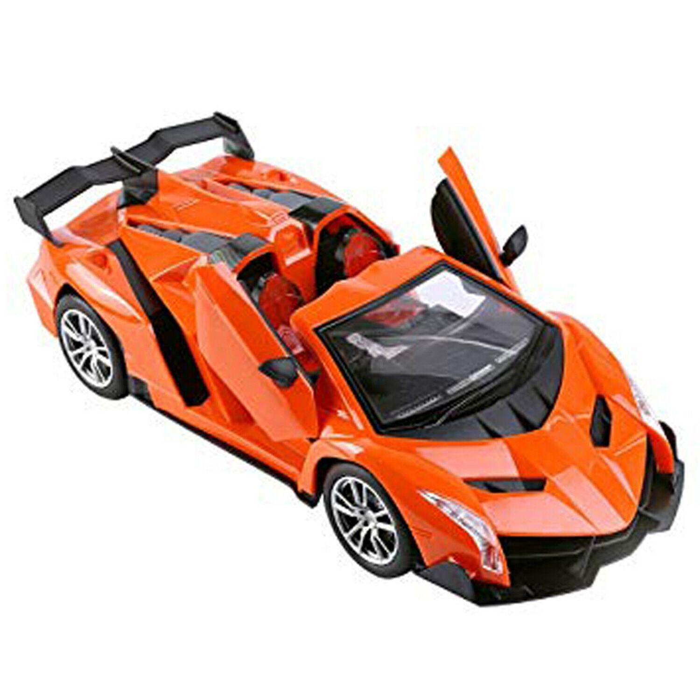 Remote Control Toy Car Battery Operated Lamborghini -1/14