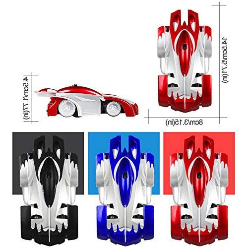 Aolvo Climbing Car Dual Modes Zero Vehicles Rechargeable Kid