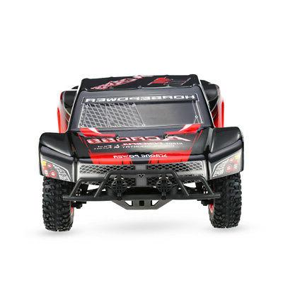 RTR RC Car Wltoys 12423 1/12 2.4G 4WD E-Brushed Short Course