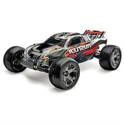Traxxas Rustler VXL 110 Scale Stadium Truck with Stability M