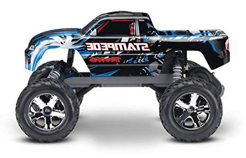 Traxxas Stampede 1/10 Monster Scale