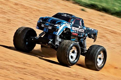 Traxxas Stampede Monster Truck with 2.4GHz Scale