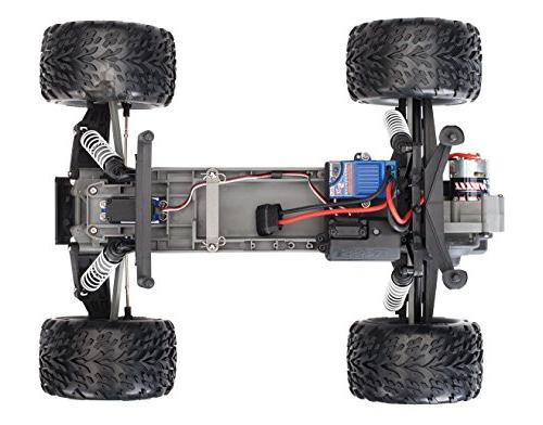Traxxas 1/10 2WD Monster TQ 2.4GHz Scale