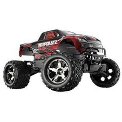 Traxxas Stampede 4X4 VXL 110 Scale Monster Truck with Stabil