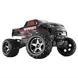 Traxxas 67086-1 Stampede 4X4 VXL: Monster Truck, Ready-To-Ra