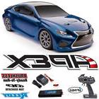 Team Associated Apex 1/10 Lexus RC F Brushless Car Blue RTR
