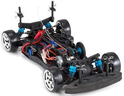 Redcat Thunder Drift 1/10 Scale On RC Car Gun Metal NEW