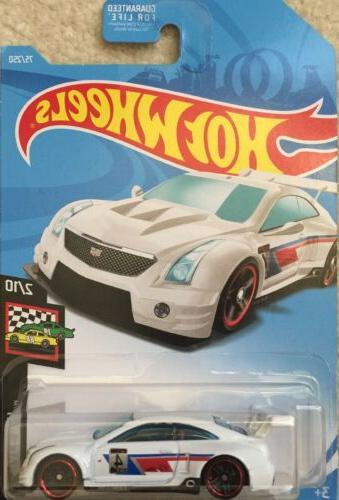 Hot Wheels Toy Car - HW Race Day 2/10 - '16 Cadillac ATS-V