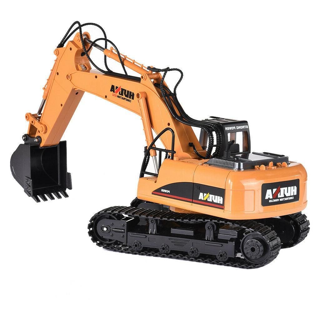 HuiNa Toys Engineering Vehicle US