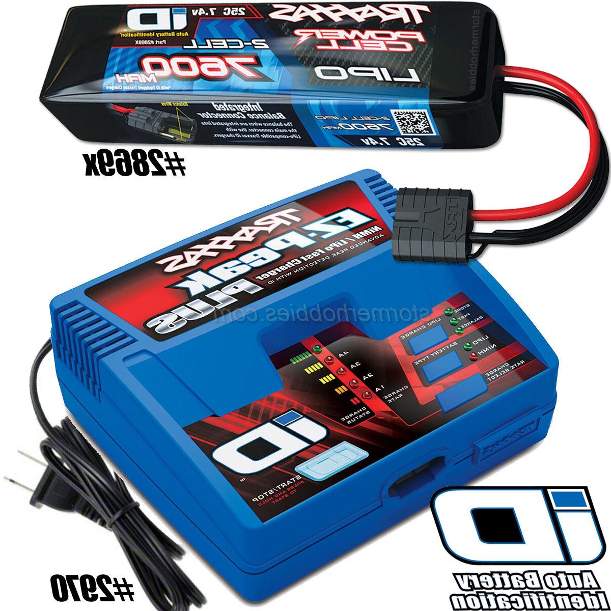 Traxxas Plus NiMH/LiPo Fast Charger Battery TRAP2970