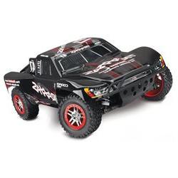 Traxxas TRA68086-21 SLASH 4X4 1/10 BL S.C. RACE TRUCK, RTR W